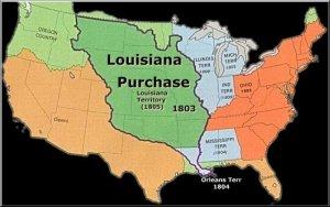 Louisianna 1803