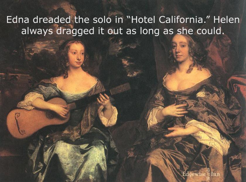 Hotel California Meme