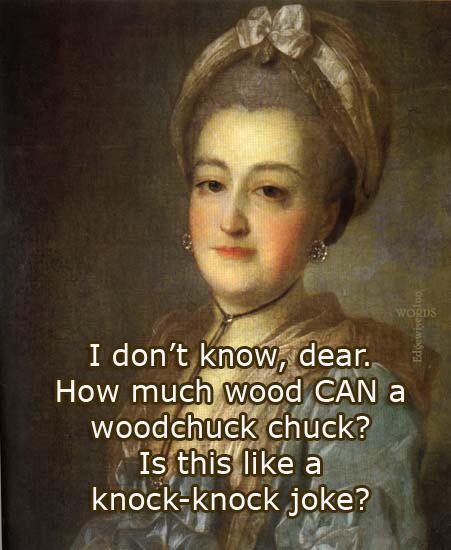 Woodchuck meme copy