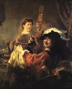 The Prodigal Son in the Tavern, Rembrandt van Rijn