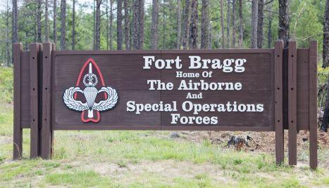 Fort Bragg sig
