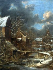 Molenaer_Winter_landscape