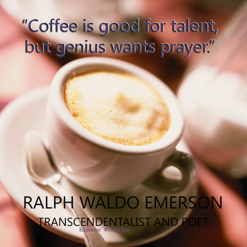 RALPH WALDO EMERSON QUOTE meme copy