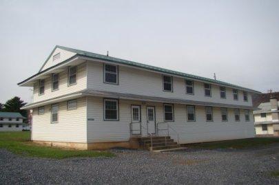 WWII Barracks