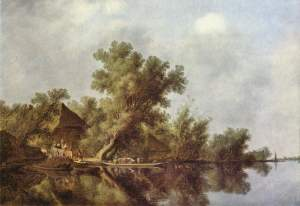 Salomon_van_Ruisdael_002 ferry